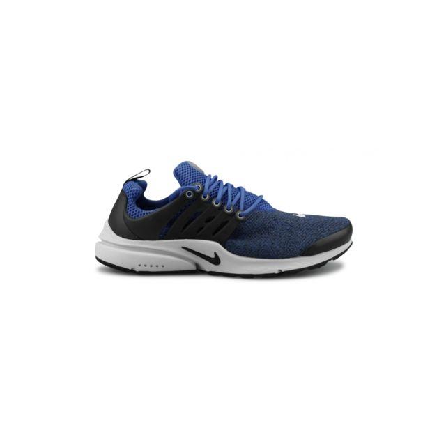 Nike Basket Air Presto Essential Bleu 848187 403 pas