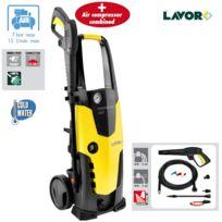 Lavor - Nettoyeur haute pression + Compresseur 140 Bars 2100W 450L/h - Stm 140 Compressor
