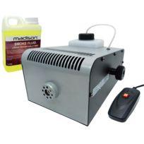 Hq - Machine à fumée 900 watts avec 1 litre de liquide