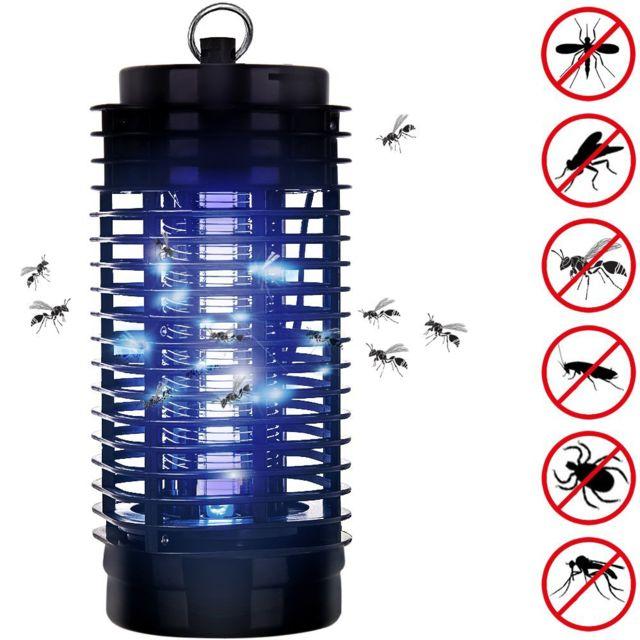 maison futee lampe anti moustique ultraviolet pas cher. Black Bedroom Furniture Sets. Home Design Ideas