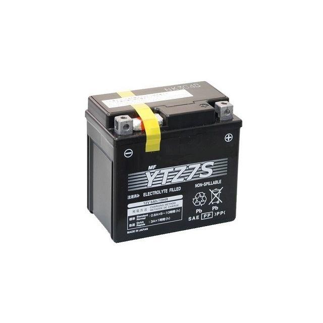topcar batterie moto 12v 10ah yt12b 4 pas cher achat vente batteries rueducommerce. Black Bedroom Furniture Sets. Home Design Ideas