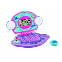 Lexibook - Jc270LPSi2 Ordinateur pour Enfant Littlest Pet Shop Party power En Espagnol/ Anglais