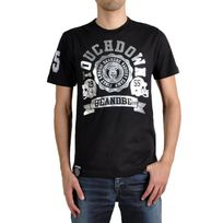 Beandbe Touchdown - T-shirt Be and Be Touchdown Gris Anthracite / Silver