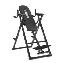 KLARFIT - Power-Gym Table d'inversion multifonction 22 positions 120kg max