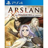 Koei - Arslan The Warriors of Legend