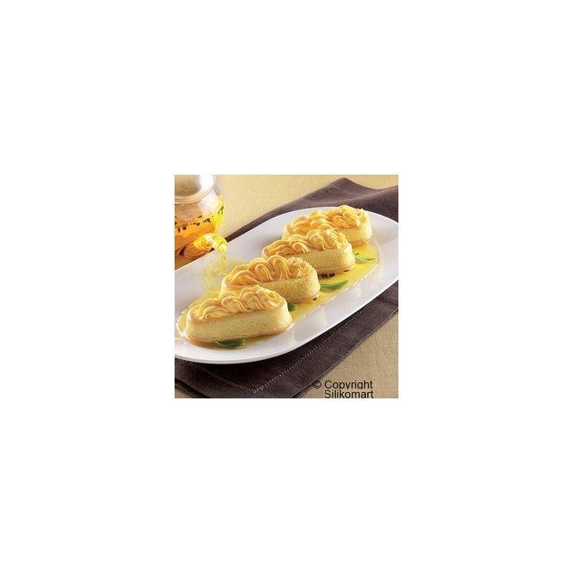 Silikomart Moule à gâteaux slim chic