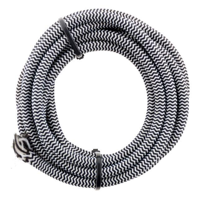 Câble coaxial 21 VATCA PH Blanc 15m