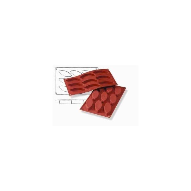 Ibili Plaque Silicone Chocolat Mer