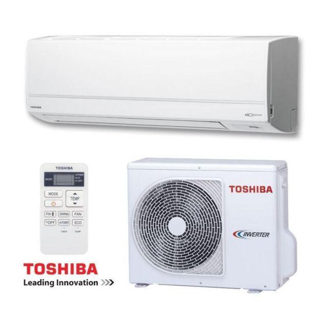 Toshiba Ras 137SKV-E7 + Ras-137SAV-E6 3500W A