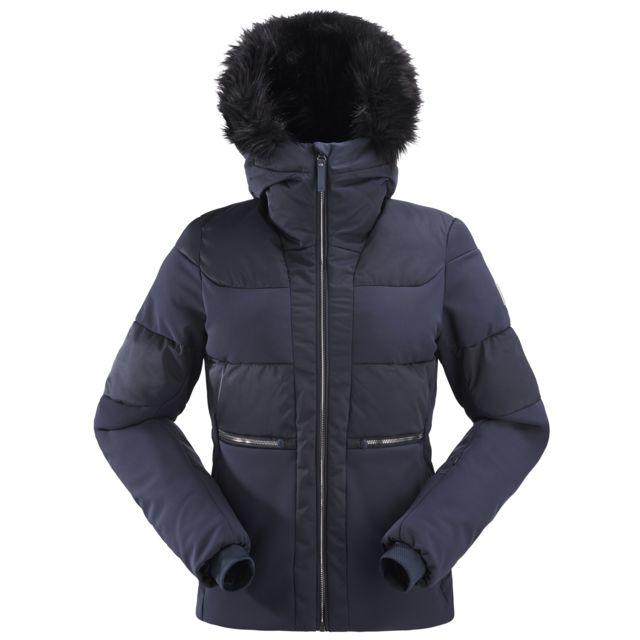 Eider Veste De Ski Cole Valley Fur 2.0 Blanc Femme pas