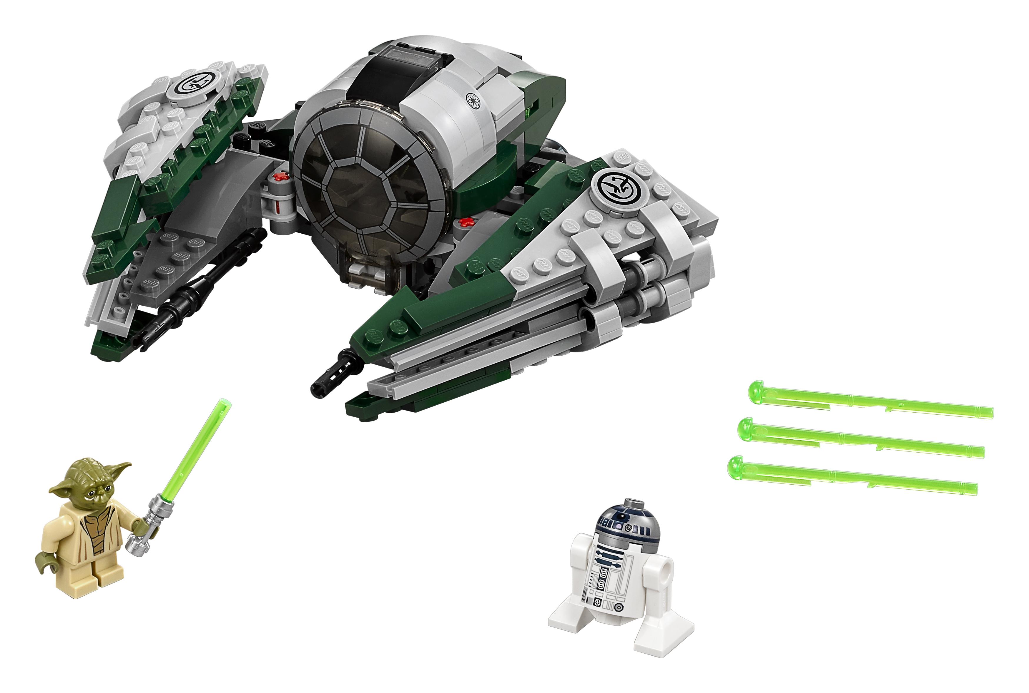 STAR WARS - Yoda's Jedi Starfighter™ - 75168