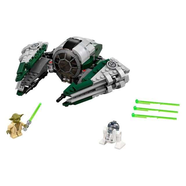 Lego - Yoda's Jedi Starfighter