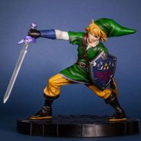Abysscorp - Figurine collector Link en mouvement