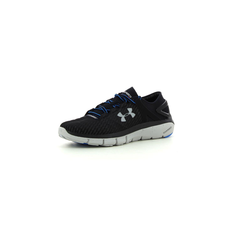 Under Armour - Chaussures de running Men's Speedform Fortis Night Noir - pas cher Achat / Vente Chaussures running