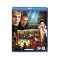 Miramax - Brothers Grimm, the Blu-ray, Import anglais