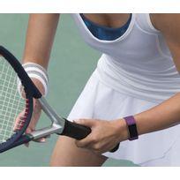 Charge 2 Argent - Bracelet Prune Taille L