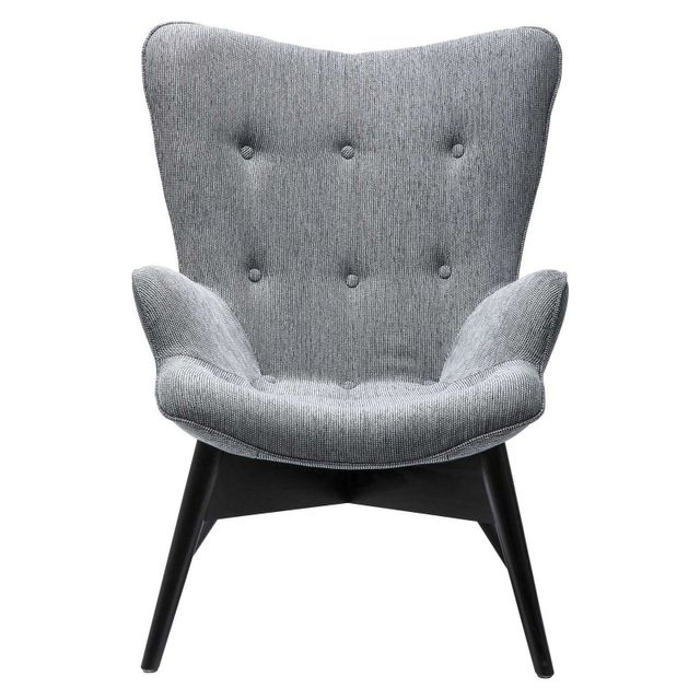 Karedesign Fauteuil Angels Wings salt&pepper Eco Kare Design