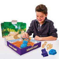 KINETIC SAND - Coffret dinosaures - 6025224