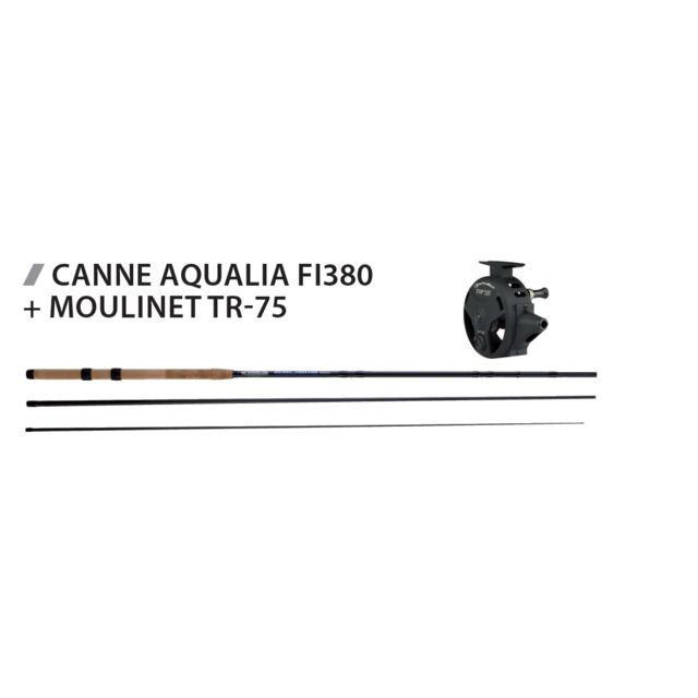 Garbolino - Ensemble truite fil intérieur Aqualia - pas cher Achat ...