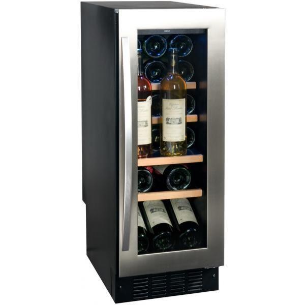 Avintage - Cave à vin de service - 1 temp 22 bouteilles - Noir Aci-avi578E  - Encastrable - pas cher Achat   Vente Cave à vin - RueDuCommerce 9a84c38edade