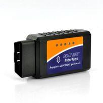 Shopinnov - Outil de diagnostic auto Obd2 Bluetooth pour Windows