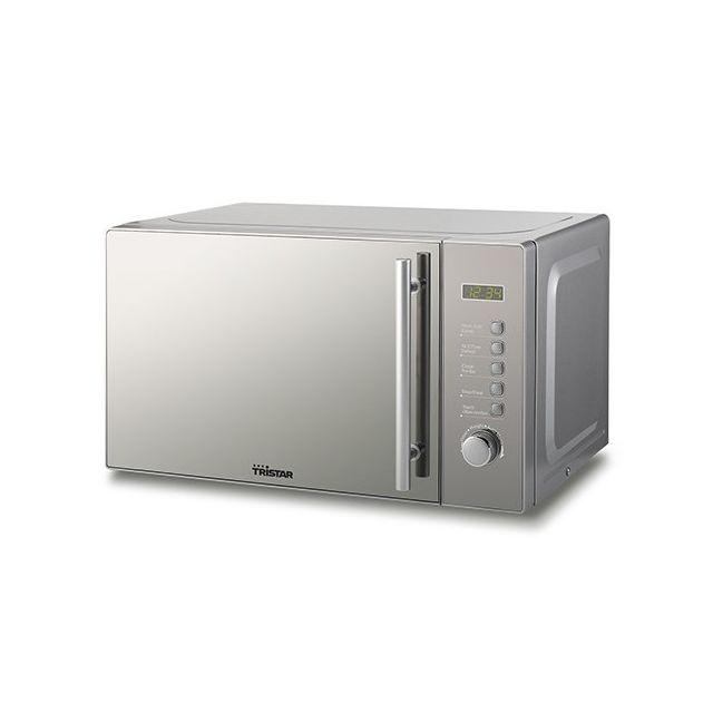 Totalcadeau Four micro-ondes avec panneau de contrôle digital - 1000 W