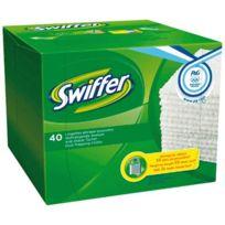 Swiffer - Recharges de 40 lingettes
