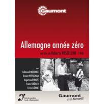 Gaumont - Allemagne année zéro - Dvd