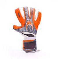 Ho Soccer - Gant de gardien de but One Negative Ucg White-Orange-Grey Taille 7