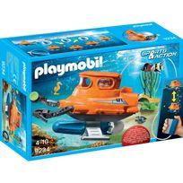 Playmobil - 9234 Sport et Action - Cloche de plongée avec moteur submersible