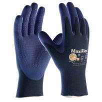 Atg - Paire De Gants De Protection Maxiflex Elite - Taille:10