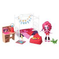 MY LITTLE PONY - MINIS - Figurine Pinkie Pie et sa chambre - B8824EU40