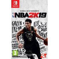 TAKE TWO - NBA 2K19 - Jeu Switch