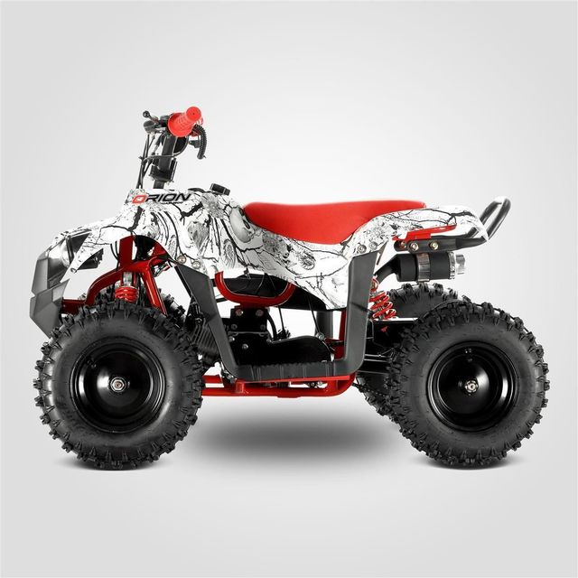 Apollo - Pocket Quad Enfant Kingkong Fantome 50CC