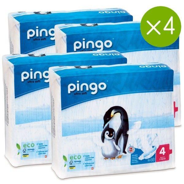 Modulit Couches Pingo T4 écologiques Et Biodégradables 718kg 160
