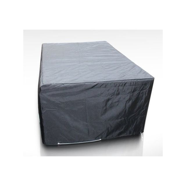 house and garden housse salon de jardin rectangulaire. Black Bedroom Furniture Sets. Home Design Ideas