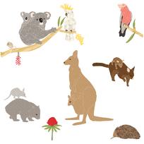 Love Mae - Stickers Australiana - Small