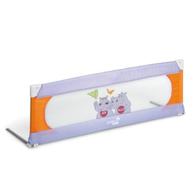 joyello barri re de lit skubo 135cm violet jl 963 pas cher achat vente barri res de lit. Black Bedroom Furniture Sets. Home Design Ideas