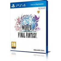 SQUARE ENIX - WORLD OF FINAL FANTASY - PS4
