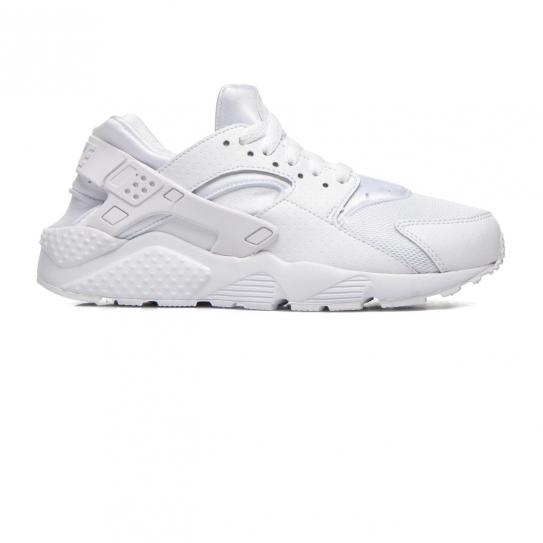 Chaussures Huarache Run Full White h16