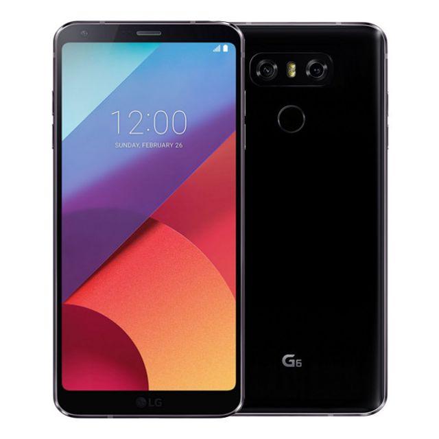 LG G6 noir H870
