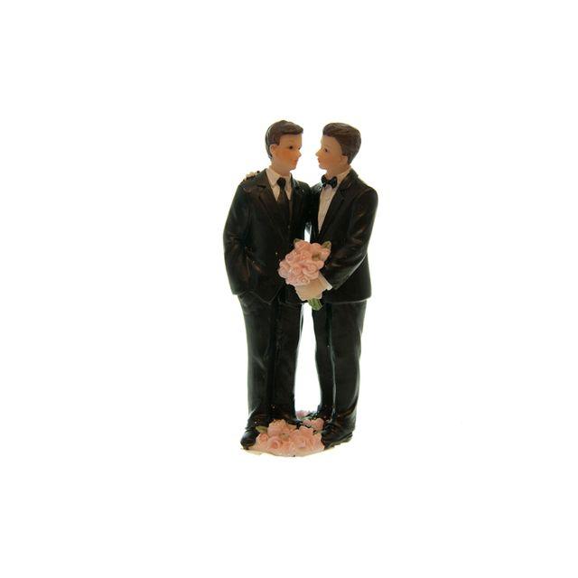 Autre Figurine couple hommes 10 cm