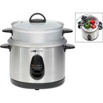 Clatronic - Cuiseur à riz et cuit-vapeur Rk 3309