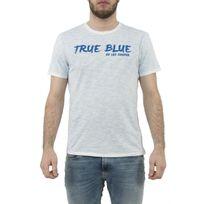 Lee Cooper - Tee shirt 005540 atrue blanc Xxxl
