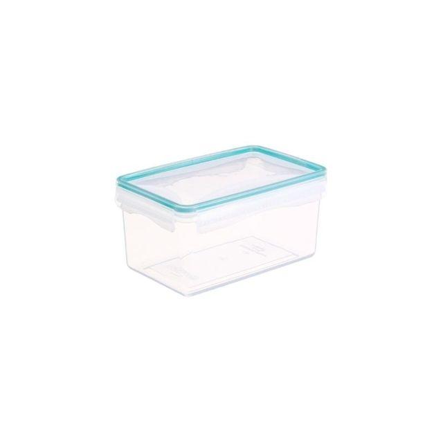 Boite rectangulaire Clipeat - 20 x 12,5 x 10 cm - Plastique