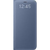 Samsung - LED View Cover Galaxy S8 Plus - Bleu