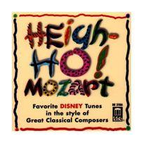 Concord - Heigh Ho Mozart Tubes Celebres Films Walt Disney