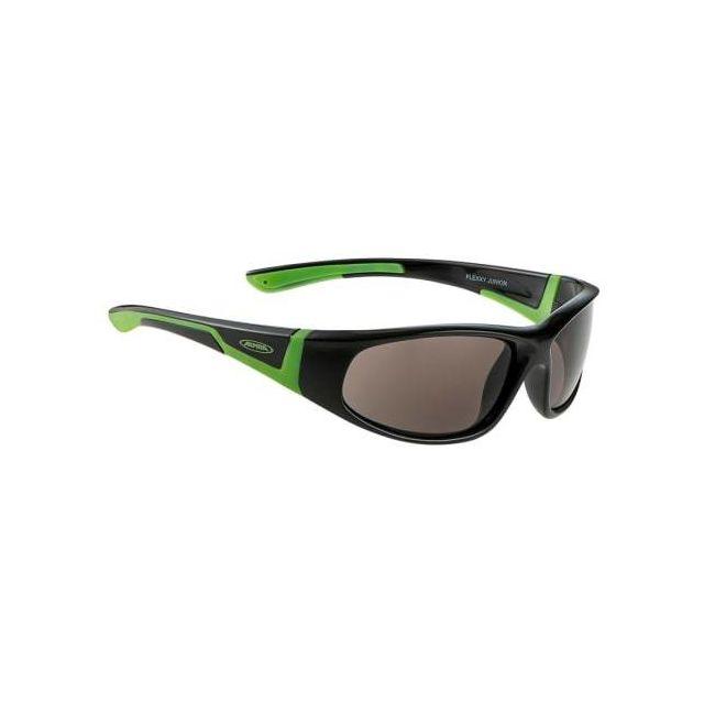 d20d0c0bab7236 Alpina - Lunettes Flexxy noir vert s céramique noir enfant - pas ...