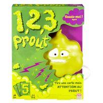 GAMES - Jeu de société - 1 2 3 Prout - DVJ49