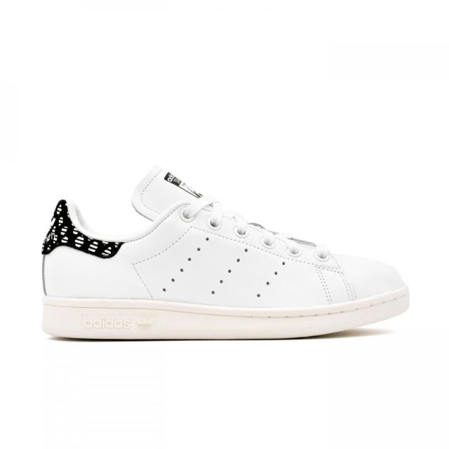 Stan Adidas Baskets Bz0568 38 Smith W Leather Originals Blanc 45AjLqR3